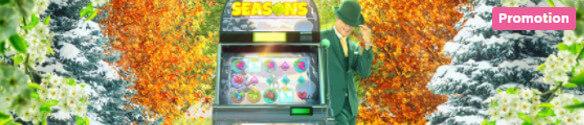 mr green seasons kontanter