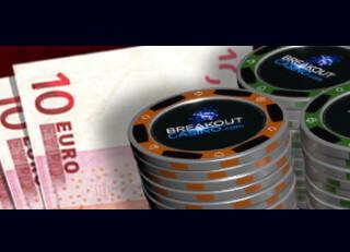 lägre omsättningskrav på din bonus hos Breakout Casino