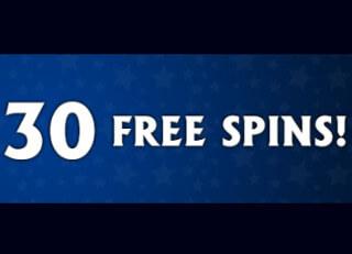 30 free spins hos breakout casino