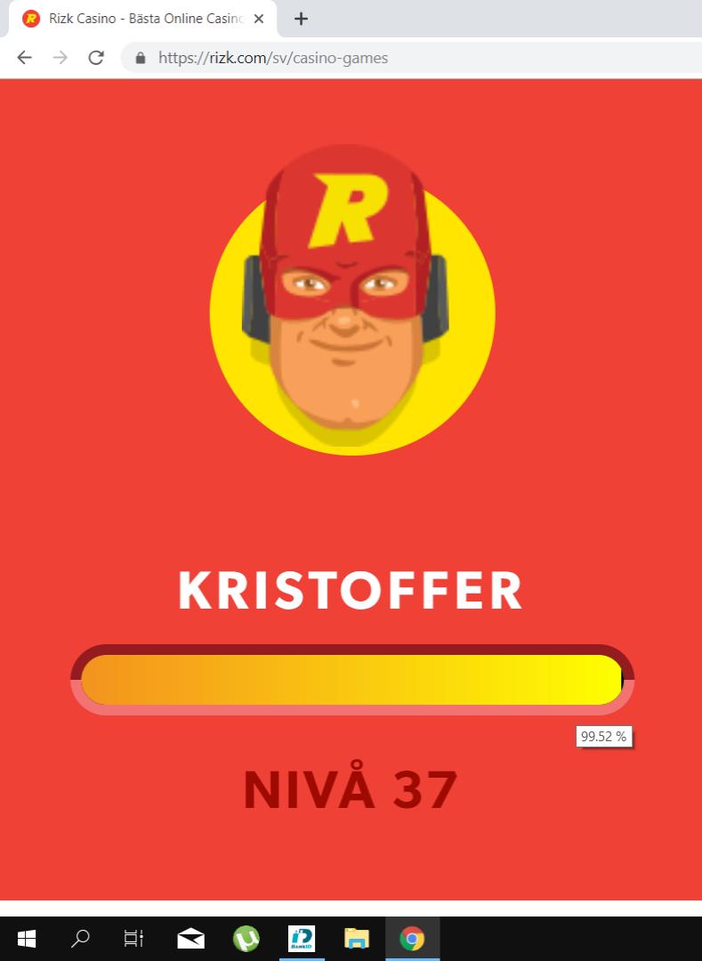 Kristoffer pangbom