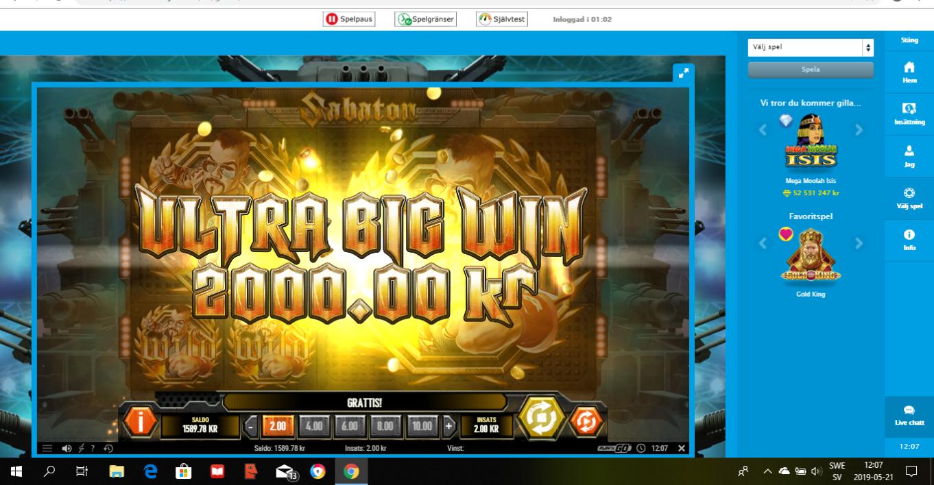 Casinotomten 5 Sabaton-1