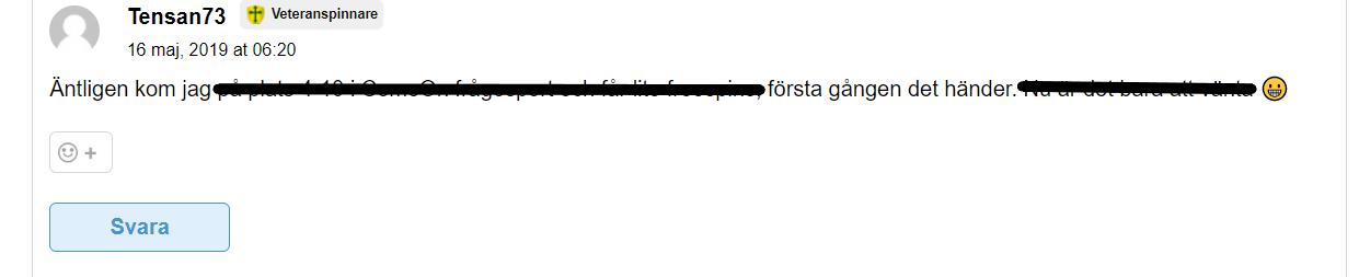Kristoffer första