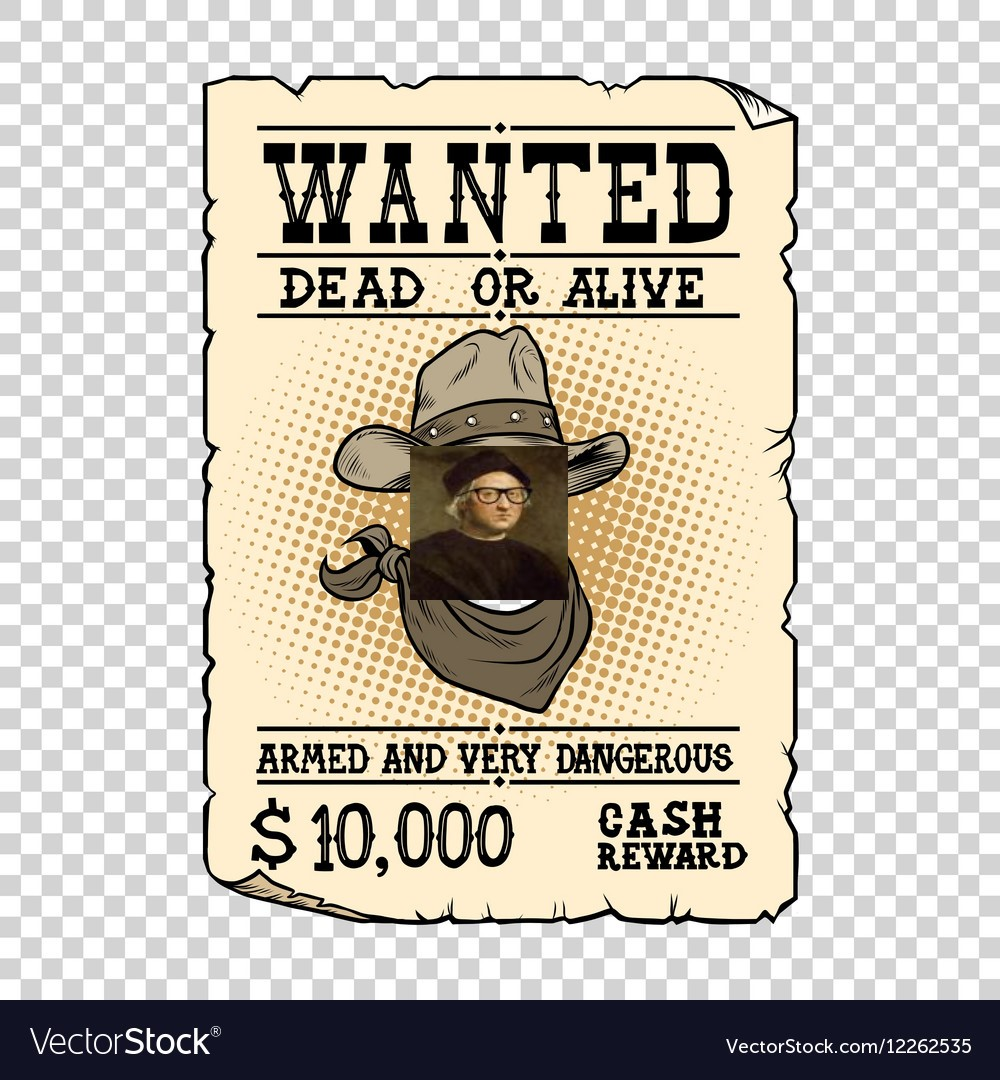 Casinotomten4 western-ad-wanted-dead-or-alive-vector-12262535