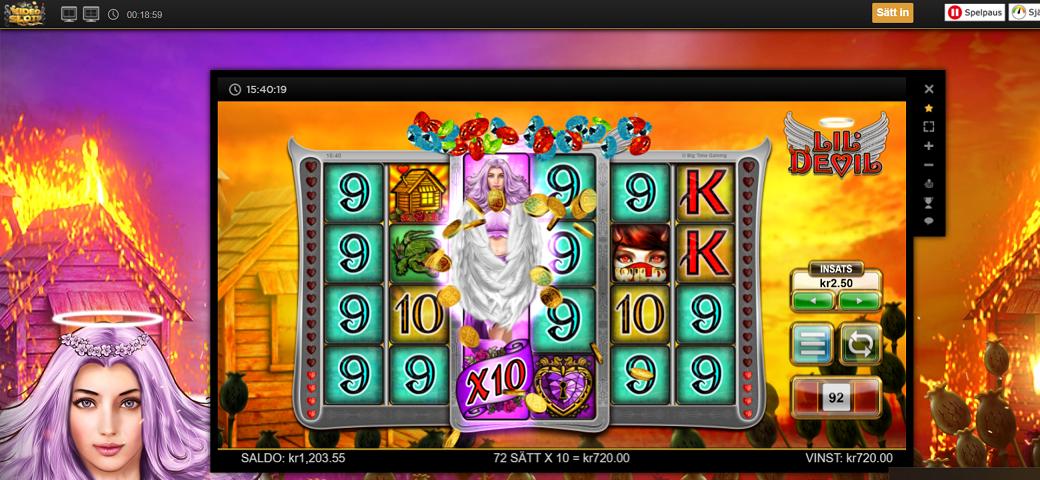 Casinotomten8 lil-devil