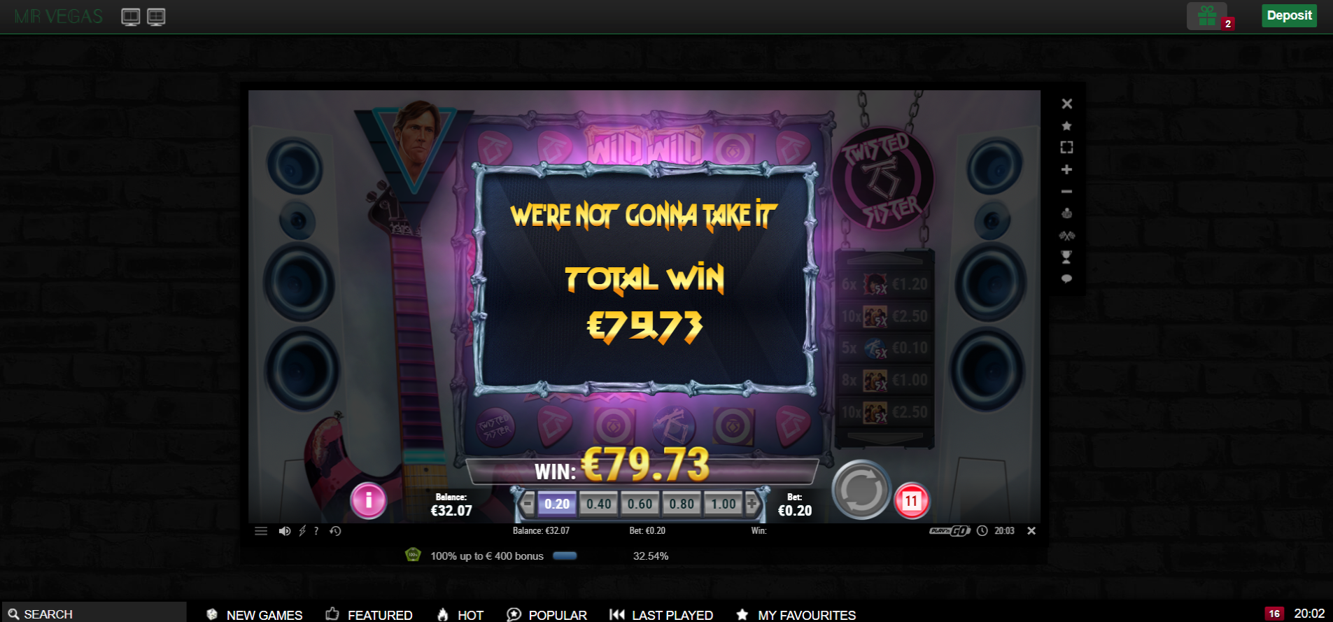 Casinotomten9 Twisted