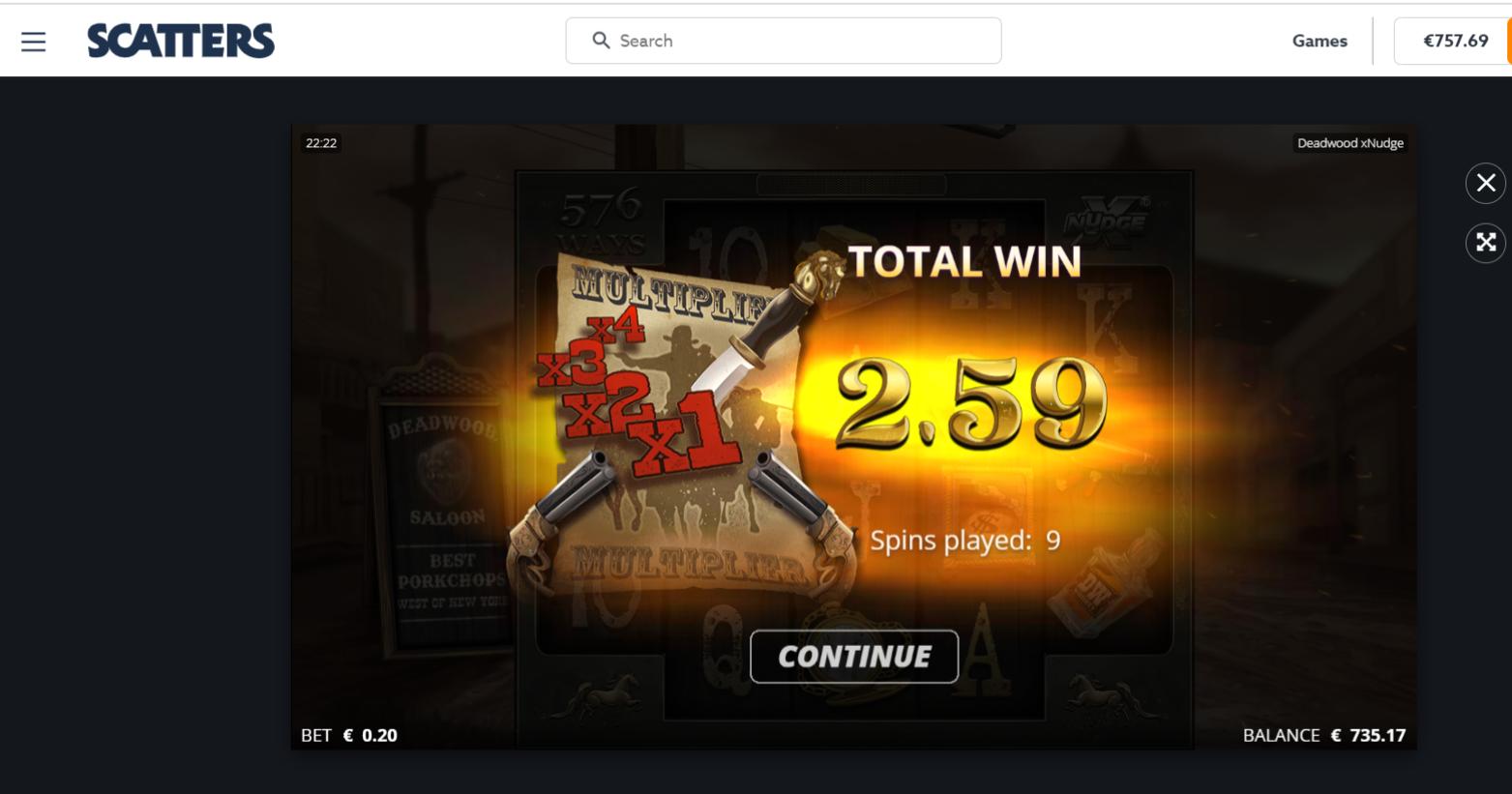 Casinotomten9 Deadwood
