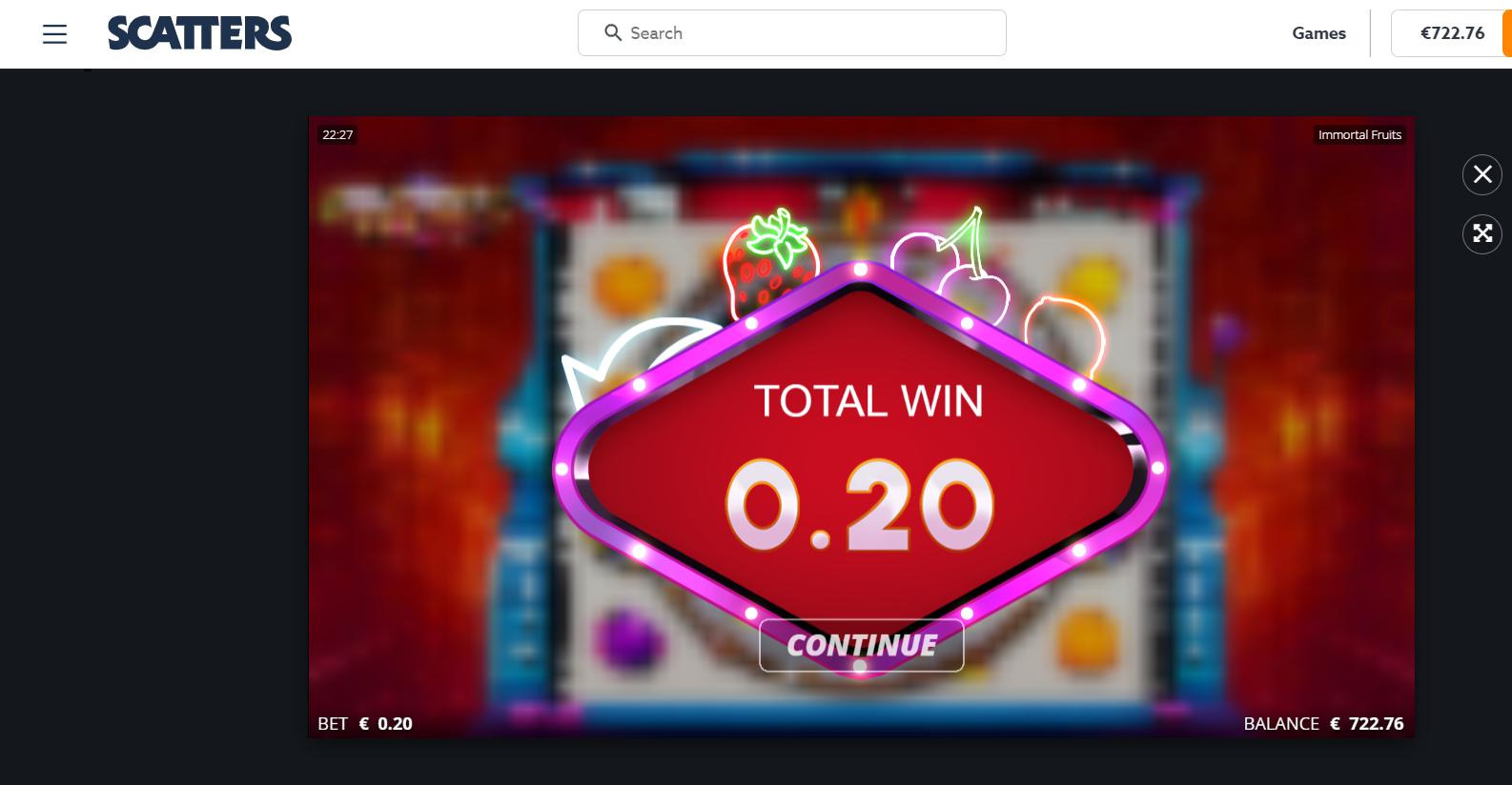 Casinotomten9 immortal