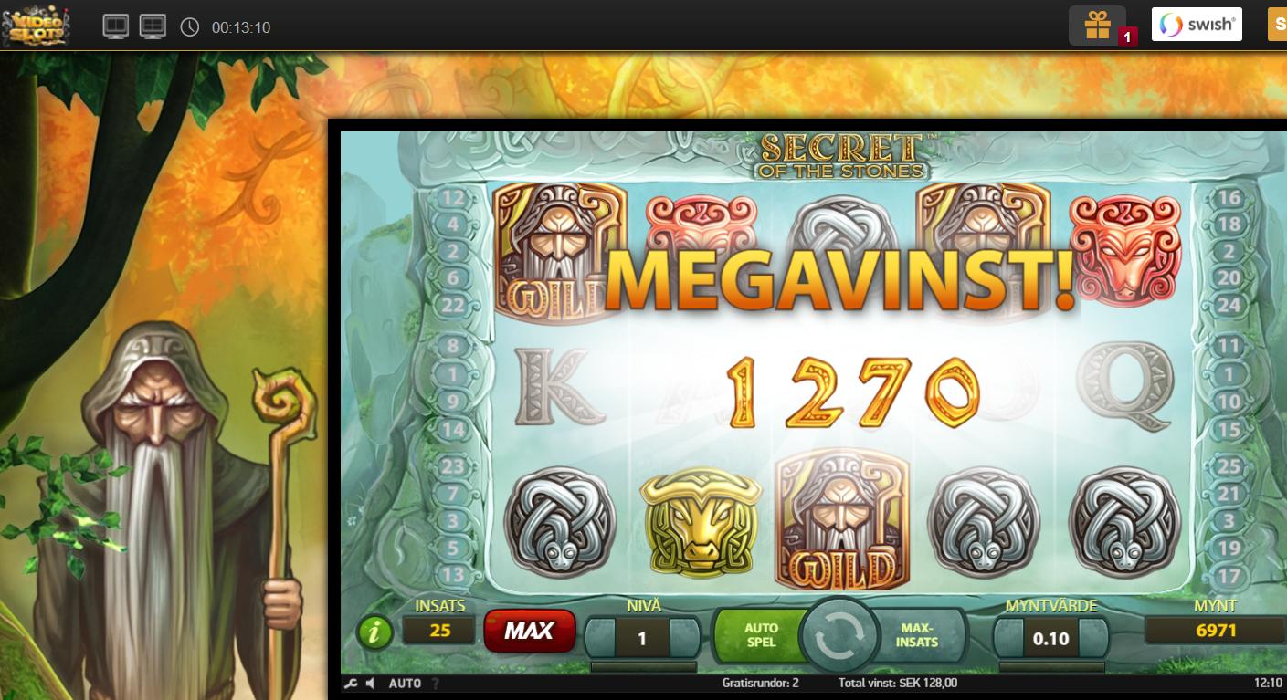 Casinotomten9 stones