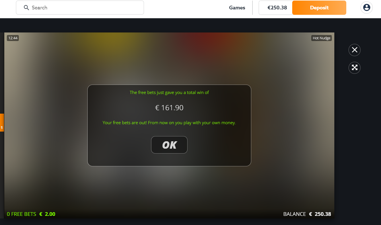 Casinotomten9 freebee