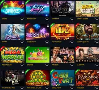10Bet casinospel