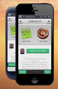 Casino Floor mobil