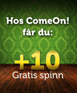 Come On Free Spins