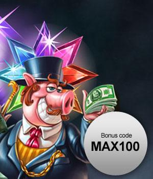 Maxino bonuskod