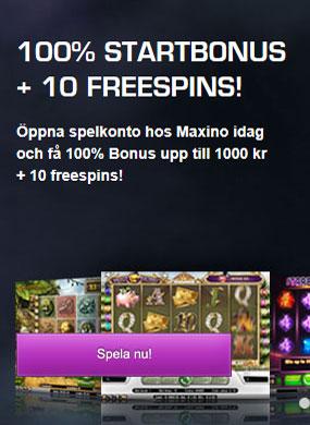 Maxino Casino