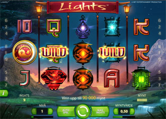 Lights Casino Slot